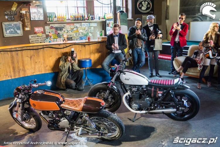 gentleman s ride warszawa motorki