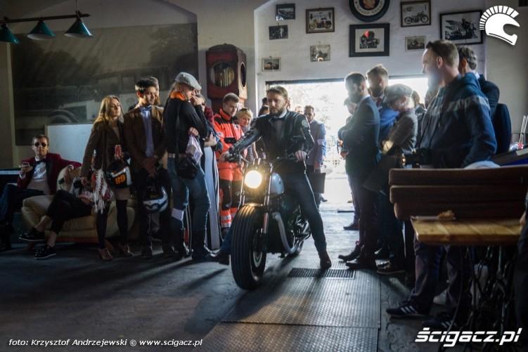 gentleman s ride warszawa opony