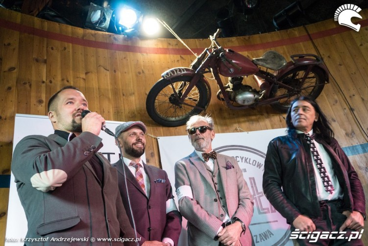gentleman s ride warszawa triumph