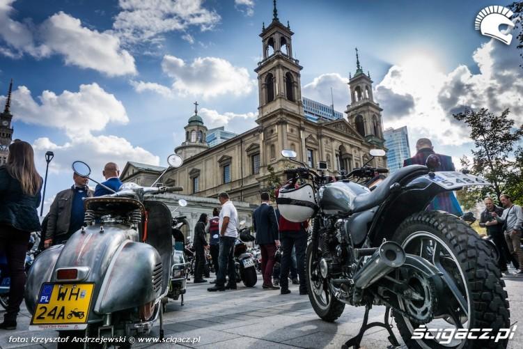 moto distinguished gentleman s ride warszawa