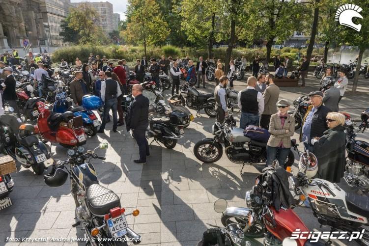 motocykle distinguished gentleman s ride warszawa