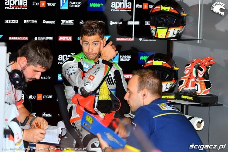 Bautista Box Grand Prix Aragonii 2016