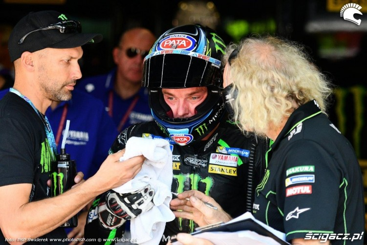 Alex Lowes Grand Prix San Marino Misano 2016