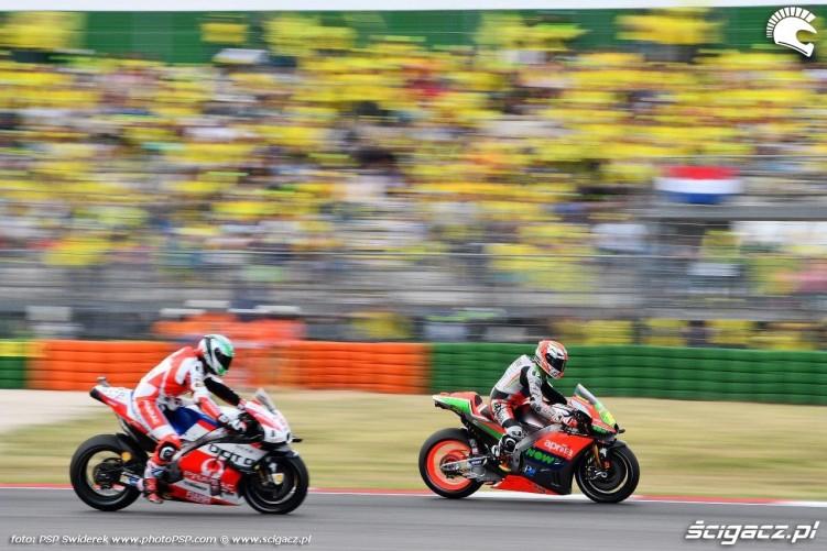 Aprilia Grand Prix San Marino Misano 2016