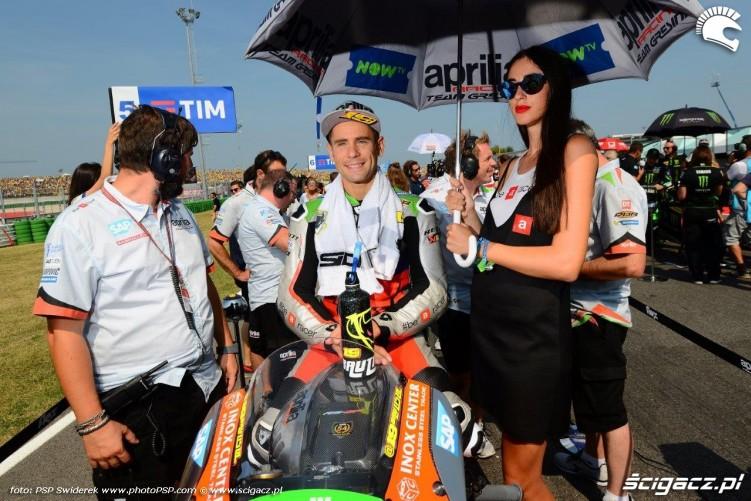 Bautista Grand Prix San Marino Misano 2016