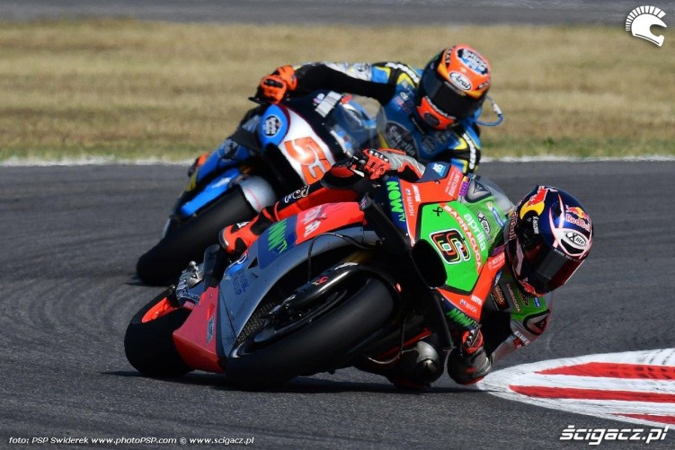 Grand Prix San Marino Misano 2016 Stefan Bradl Grand Prix San Marino Misano 2016