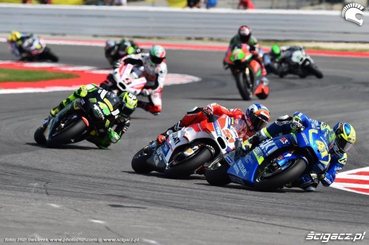 Grand Prix San Marino Misano 2016 wyscig