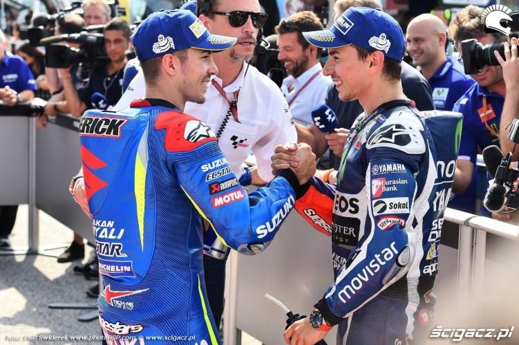 Kwalifikacje Grand Prix San Marino Misano 2016