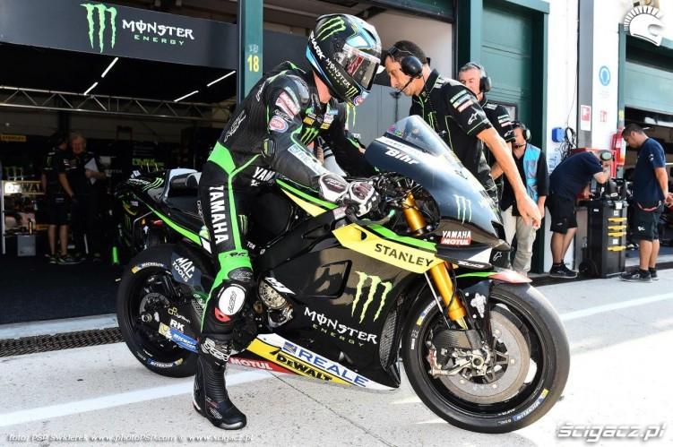 M1 Grand Prix San Marino Misano 2016