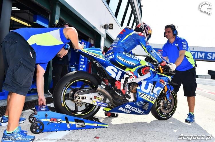 Suzuki Box Grand Prix San Marino Misano 2016