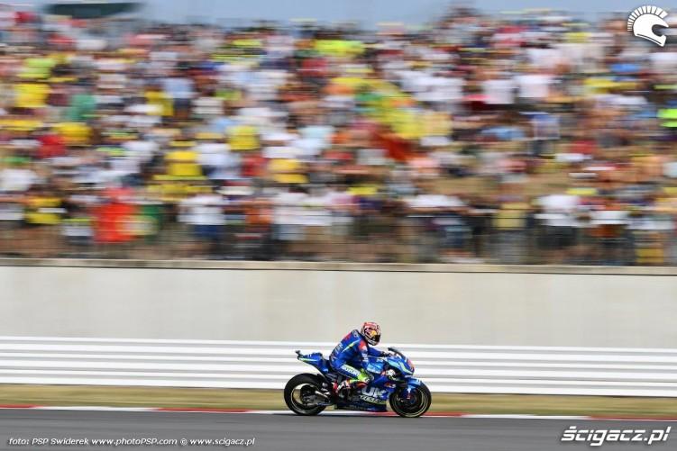 Team Suzuki Grand Prix San Marino Misano 2016