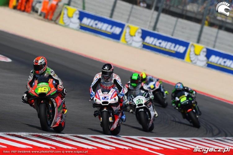 Wyscig Grand Prix San Marino Misano 2016