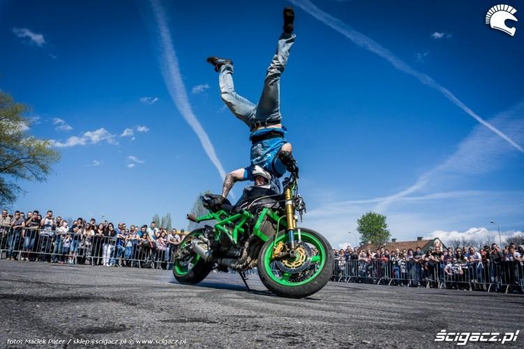 Tarnow pokaz stuntu