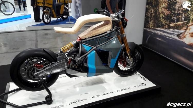 elektryzny motocykl