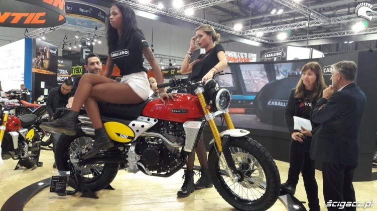 motocykl caballero 500