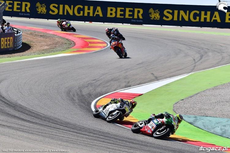 MotoGP Aragon Aprilia Gresini 41 Aleix Espargaro 20