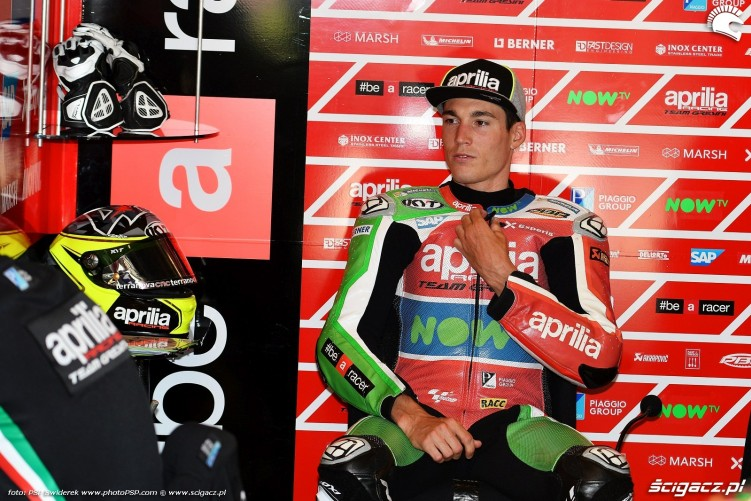 MotoGP Austin Aleix Espargaro 41 Aprilia 6