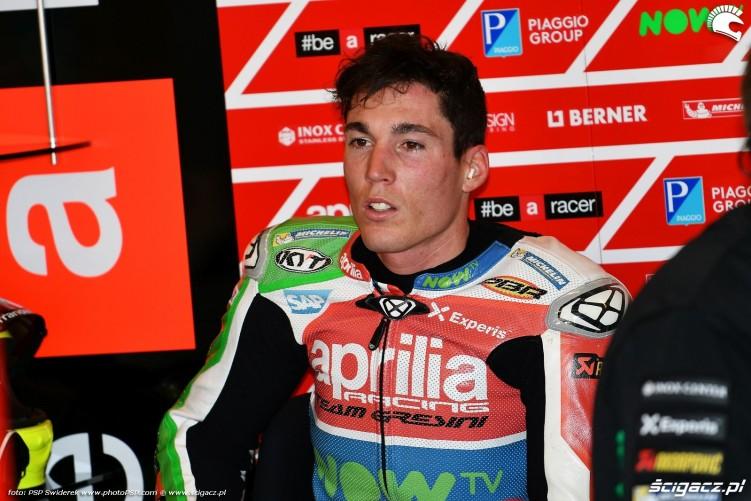 MotoGP Austin Aleix Espargaro 41 Aprilia 7