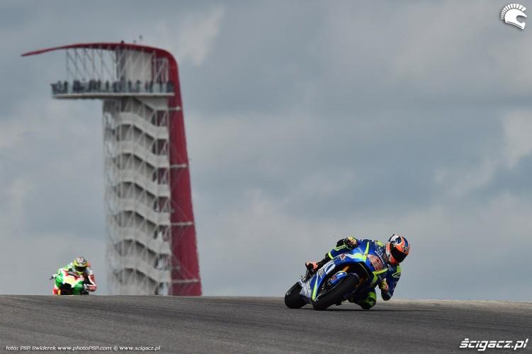 MotoGP Austin Alex Rins 42 Suzuki 4