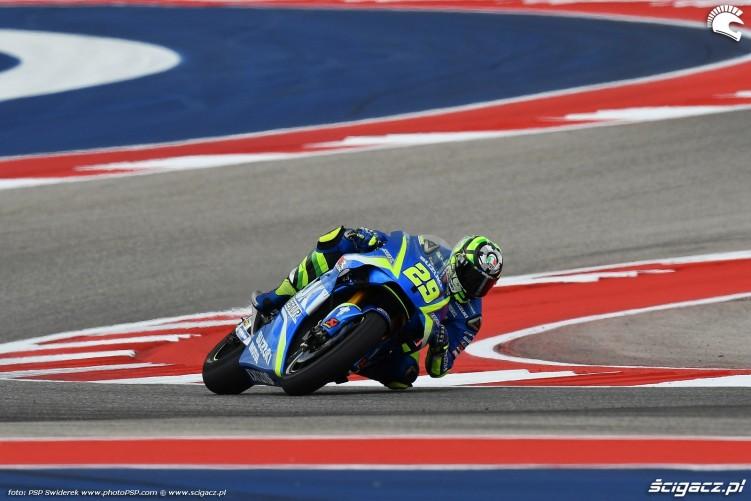 MotoGP Austin Andrea Iannone 29 Suzuki 3