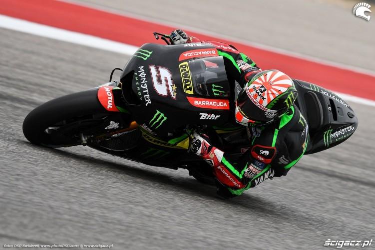 MotoGP Austin Johann Zarco 5 Yamaha Tech3 14