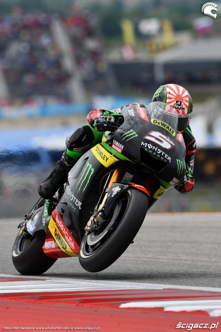 MotoGP Austin Johann Zarco 5 Yamaha Tech3 21