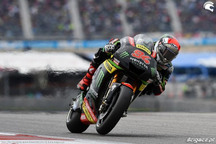 MotoGP Austin Jonas Folger 94 Yamaha Tech3 1