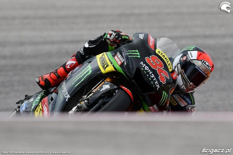 MotoGP Austin Jonas Folger 94 Yamaha Tech3 2