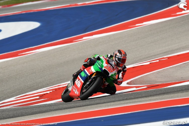 MotoGP Austin Sam Lowes 22 Aprilia 2