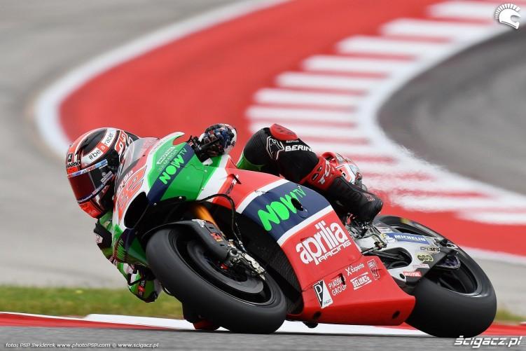 MotoGP Austin Sam Lowes 22 Aprilia 5