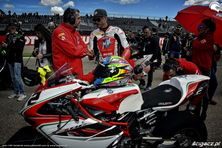 WSBK 2017 Motorland Aragon WorldSBK Ducati Fores 12 Swiderek 13
