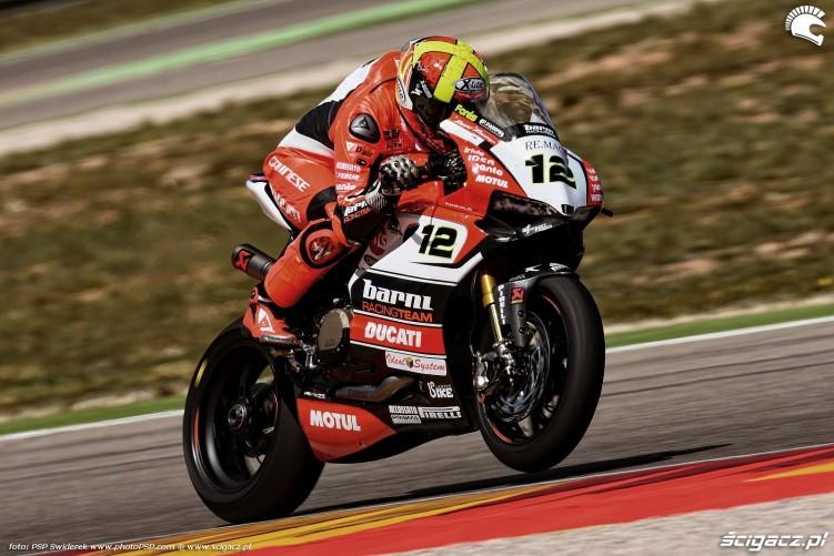 WSBK 2017 Motorland Aragon WorldSBK Ducati Fores 12 Swiderek 20