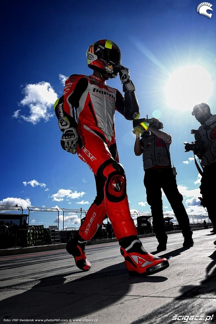 WSBK 2017 Motorland Aragon WorldSBK Ducati Fores 12 Swiderek 9
