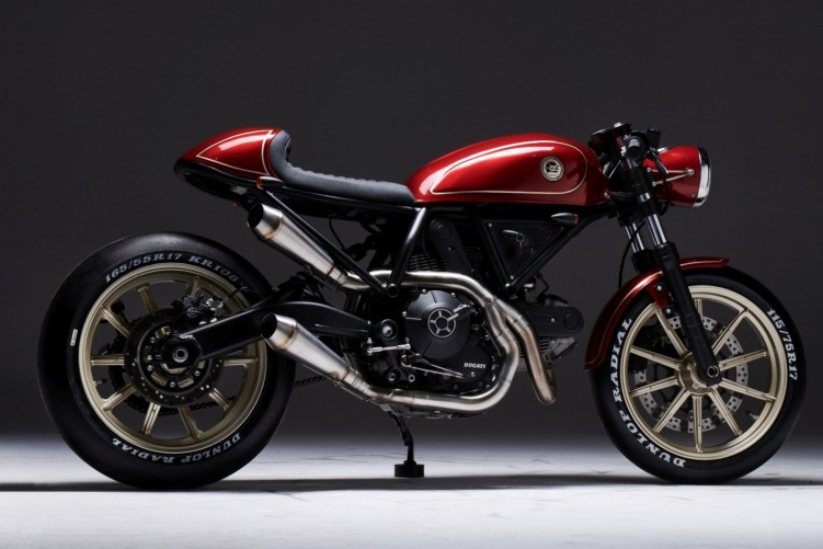 ESG Ducati Rumble 17