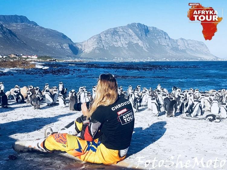 Marzenia Motul Afryka Tour RPA 12