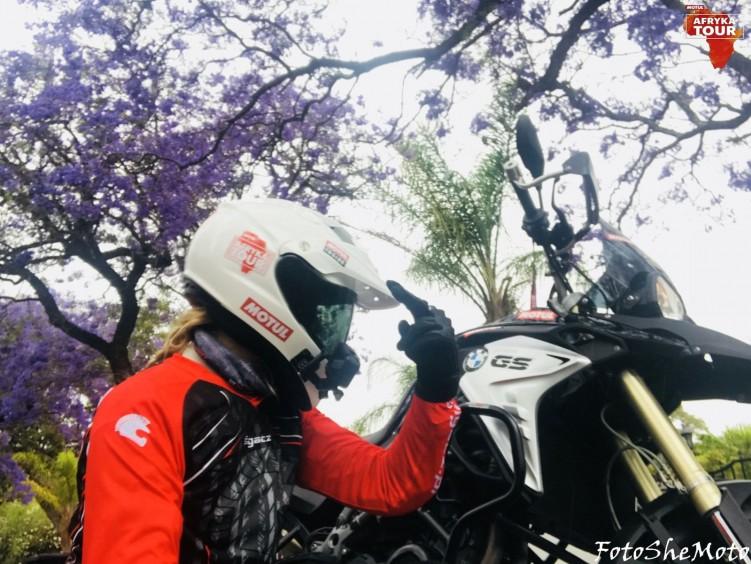 Marzenia Motul Afryka Tour RPA 37
