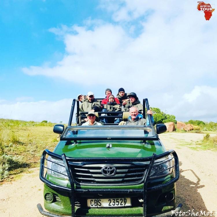 Motocyklami po Afryce z Motulem 05