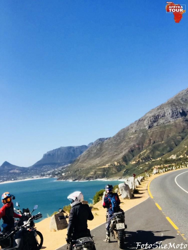 Motocyklami po Afryce z Motulem 09