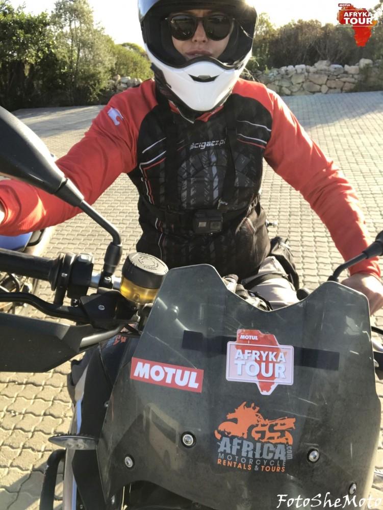 Motocyklami po Afryce z Motulem 16