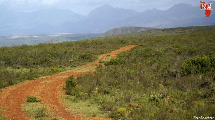Motocyklami po Afryce z Motulem 21
