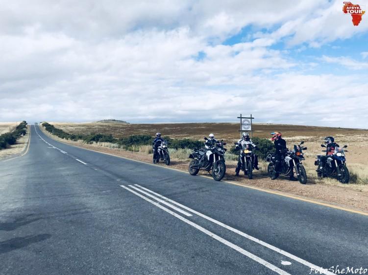 Motocyklami po Afryce z Motulem 24