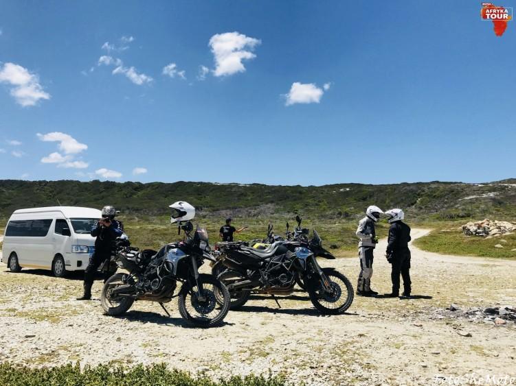 Motocyklowa podrooz RPA 13