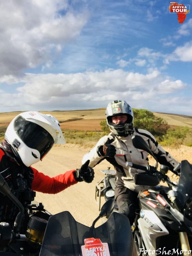 Motocyklowa podrooz RPA 16