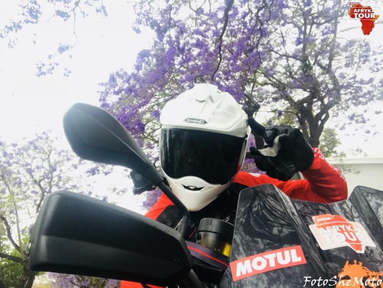 Motocyklowa podrooz RPA 49