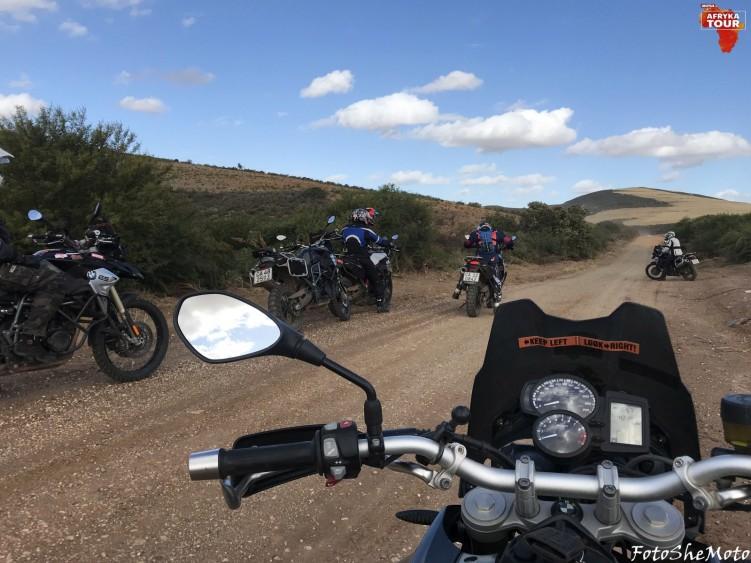 Motocyklowa podrooz RPA 54