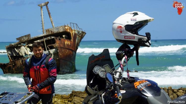 Motocyklowa wyprawa RPA Motul 14