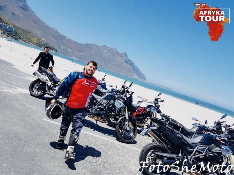 Motocyklowa wyprawa RPA Motul 21
