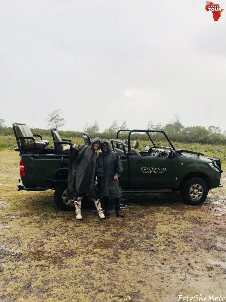 Motocyklowa wyprawa RPA Motul 22