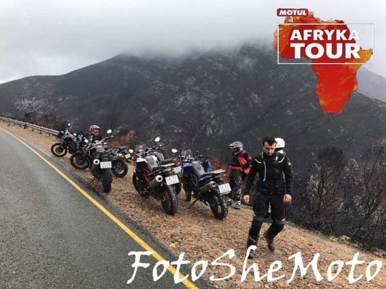 Motul Afryka Tour RPA 15