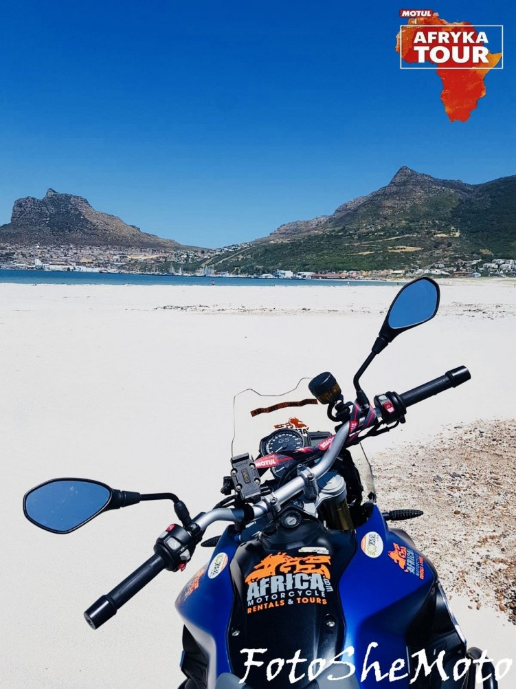 Motul Afryka Tour RPA 20
